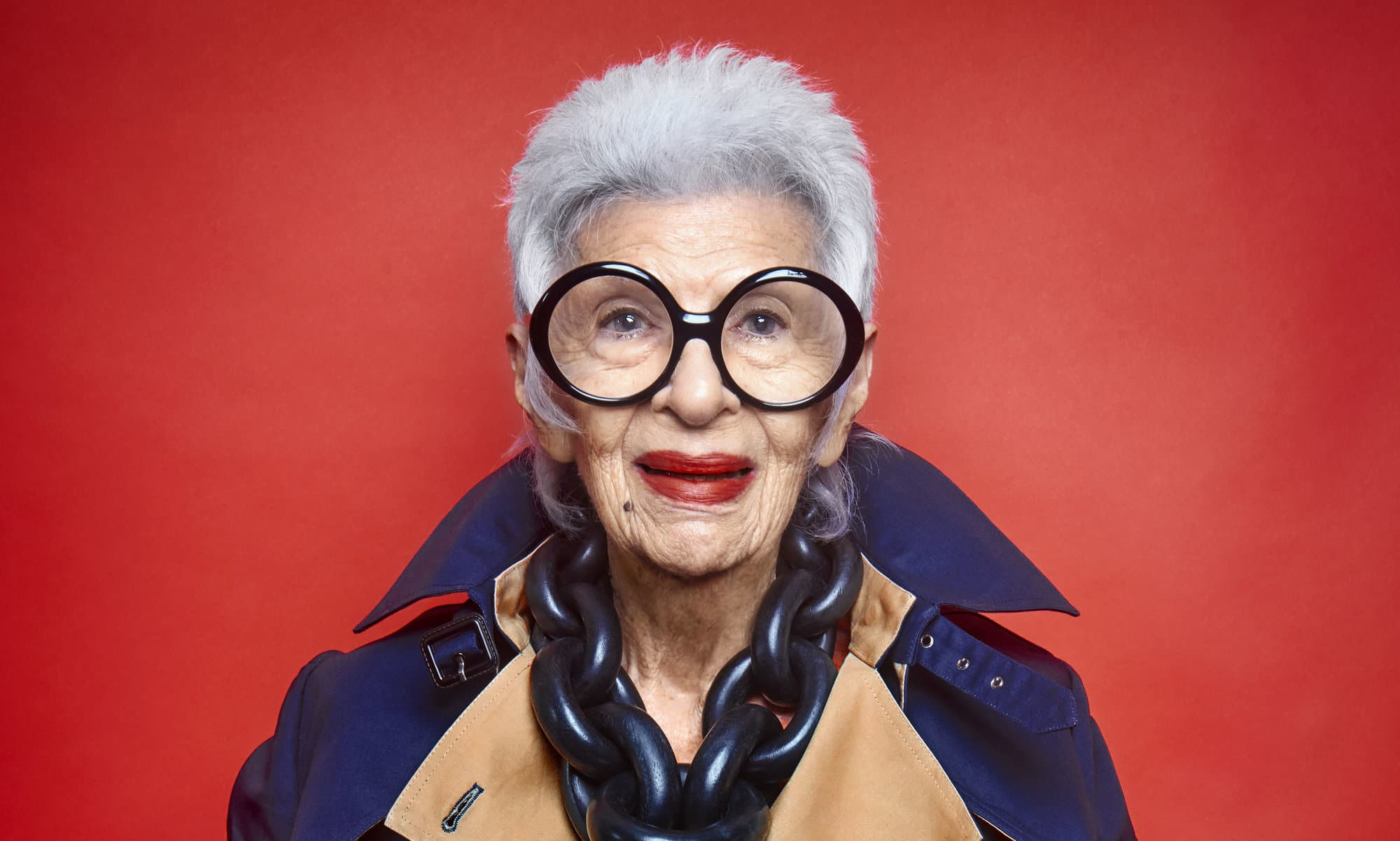 pictures Iris Apfel is getting her own line of emojis